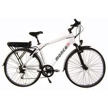 En15194 Approval MTB Type Electric Bike with Rear Rack Lithium Battery  Fantastic Riding Bicycle(China (Mainland))