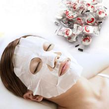 5 sacchetti/set buona qualità 90-100 pz/borsa new skin face care diy facciale di carta compressa masque maschera per le donne buona pelle calda(China (Mainland))