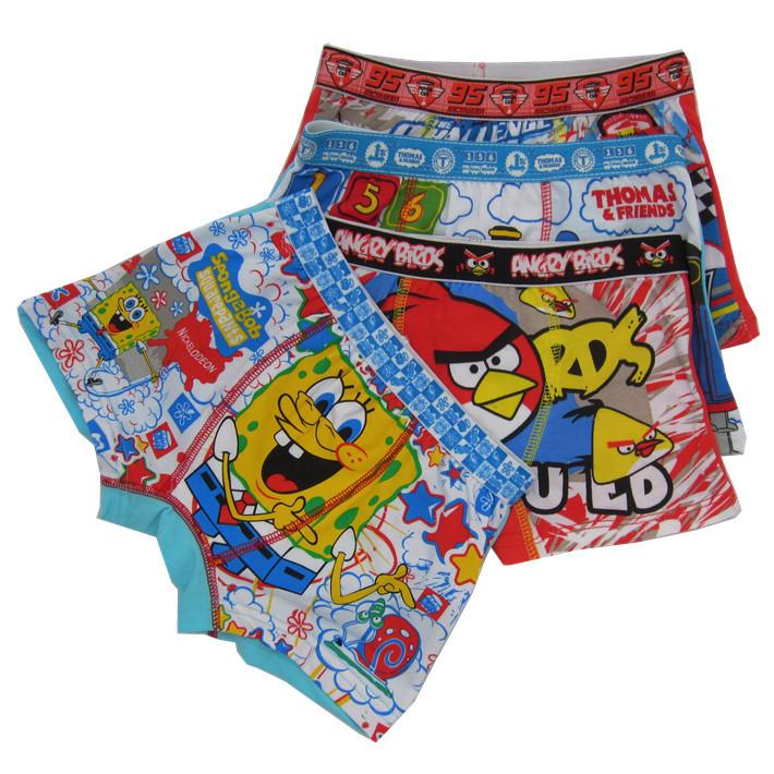 De la infancia boysl ropa interior bragas pantalones de - Venta al por mayor de ropa interior ...