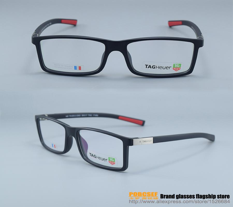 2016 NEW TAG brand fashion sports eyeglasses men and women full-framed glasses frame de grau Spectacle Frame TH-0512 Glasses(China (Mainland))