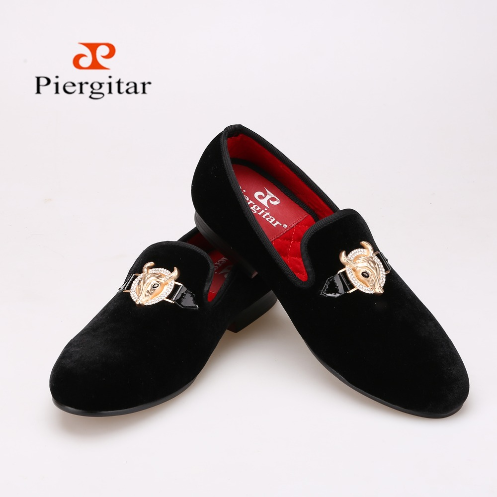 2016 new europe style dress shoes velvet loafers