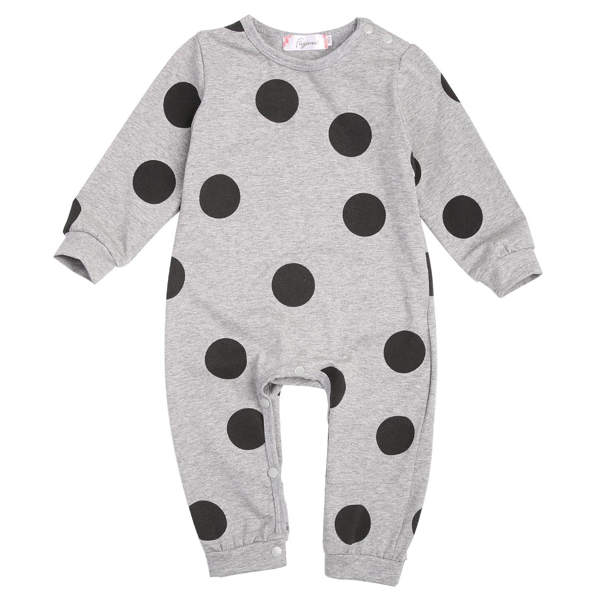 2016 Fashion Baby Girls Boys Cotton Romper Newborn Summer Jumpsuit Infant Pajamas(China (Mainland))