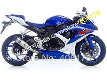 Buy Hot Sales,For SUZUKI K8 08 09 10 GSX R600 GSXR750 GSXR 600 750 GSXR600 2008 2009 2010 Blue White Fairing (Injection molding) for $350.55 in AliExpress store