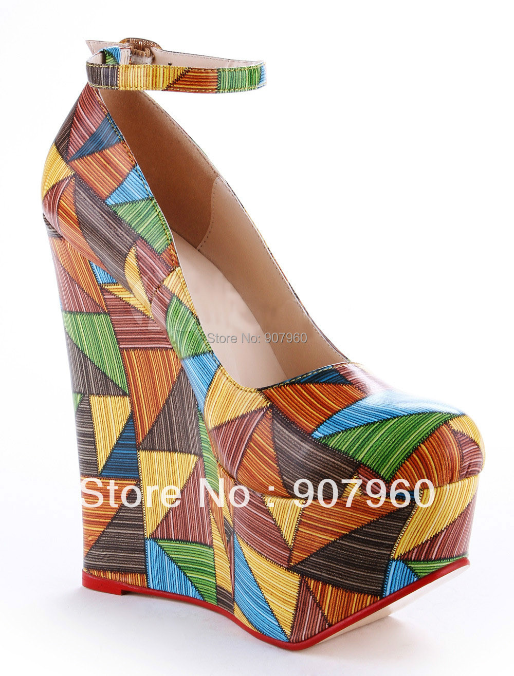 Cool Women Wedge Sandals 2014 New Wedges Lady Sandals Shoes Women Wedges