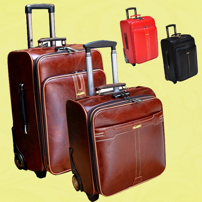 achetez en gros petite valise de cuir en ligne des grossistes petite valise de cuir chinois. Black Bedroom Furniture Sets. Home Design Ideas