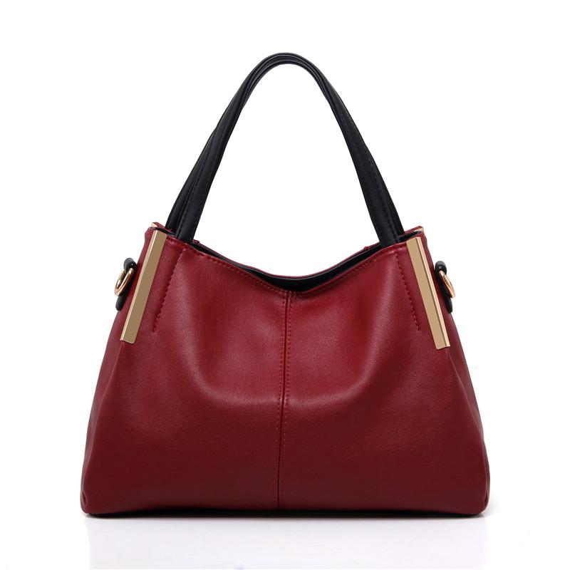 Fantastic Design Pu Leather Handbags Luxury Women Bags Brand Star Style Handbags