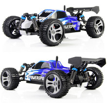 WLtoys A959 Electric Rc Cars 4WD Shaft Drive Trucks High Speed Radio Control Rc Monster truck,Super Power Ready to Run(China (Mainland))