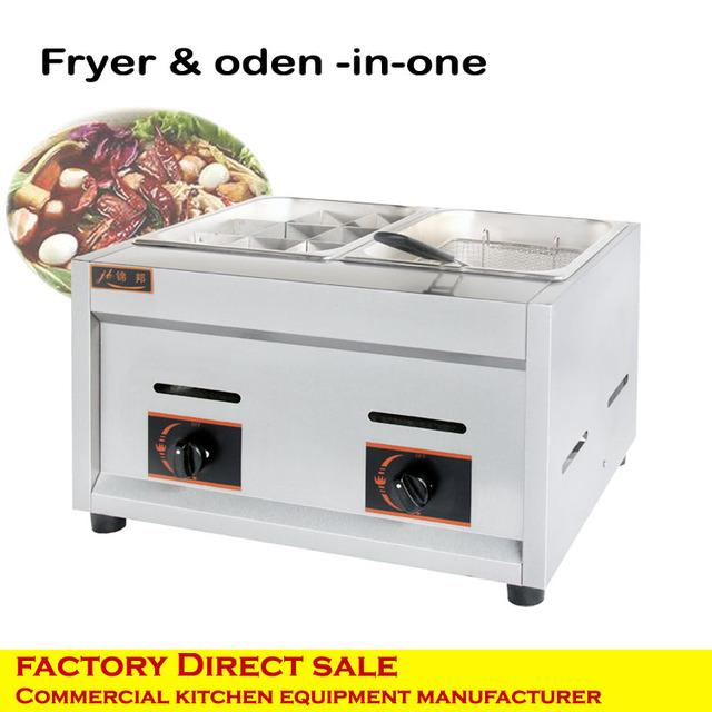 Factory direct sale kitchen equipment gas hot pot cooker pasta cooker kanto cooking oden machine - Direct equipement cuisine nobilia ...