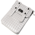 New Universal Leather Cell Phone Bag Shoulder Pocket Wallet Pouch Case Neck Strap For Huawei For