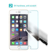 wholesales 0.3mm HD premium tempered glass screen protect protector guard for iphone 6 4.7inch