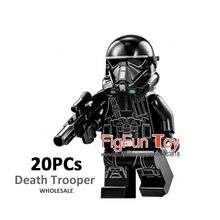 2 PG656 Imperial Death Trooper Storm ROGUE ONE Star Wars Minifigure Building Block Brick Children X'mas Toys - FigFun Toy Store store