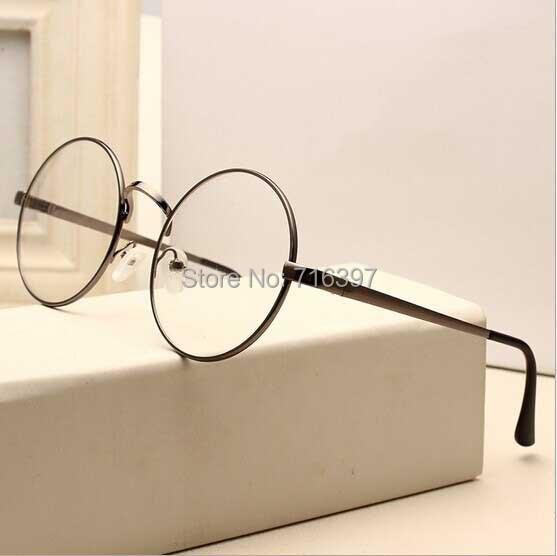 Round Frame Glasses Japan : Aliexpress.com : Buy 2016 Newest Men/women Japan Retro ...