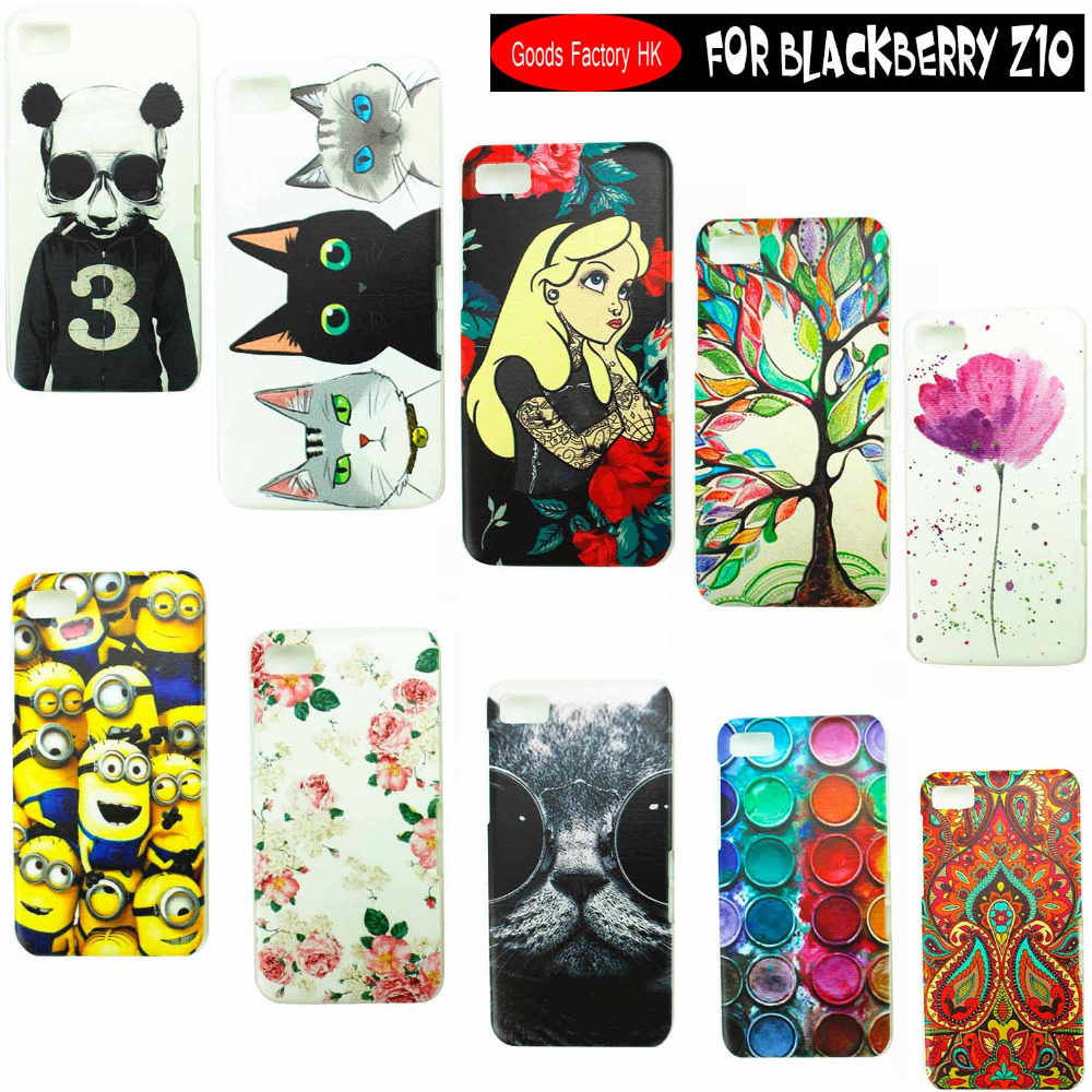 New Fashion Cell Phone Case For BlackBerry Z10 phone case Free Shipping.for BlackBerry Z10 cover case(China (Mainland))