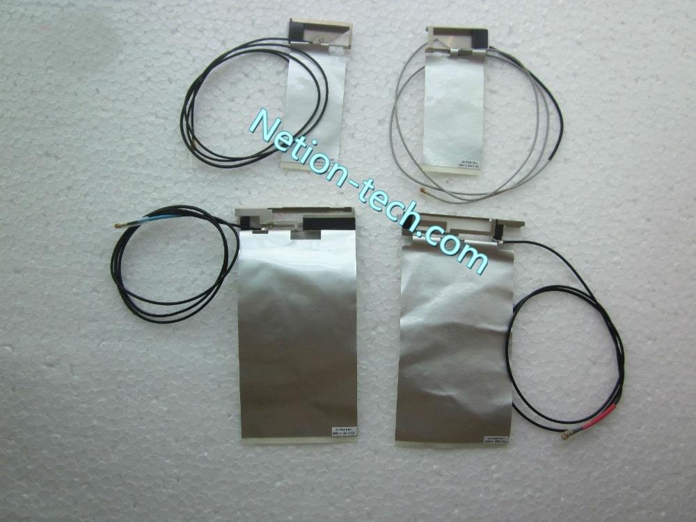 Genuine NEW for lenovo Thinkpad X200 X200S X201 X201I X201S Wireless WAN LAN 3G & WIFI antenna 4pcs(China (Mainland))