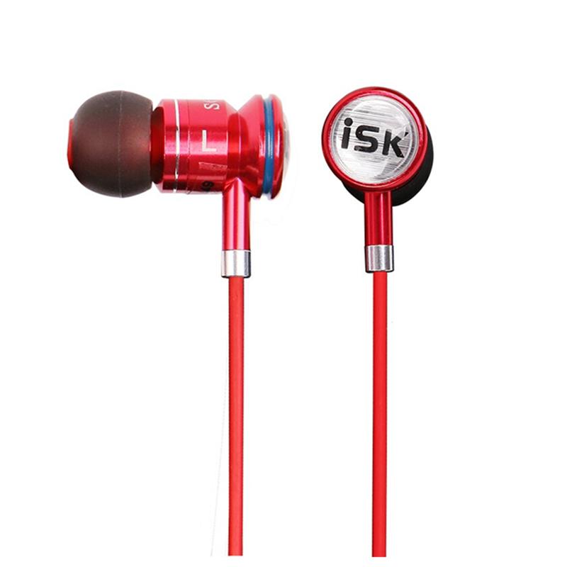 Original ISK SEM5S In Ear Earphone High Quality Professional DJ Monitoring Earbud Recording Studio Headset(China (Mainland))