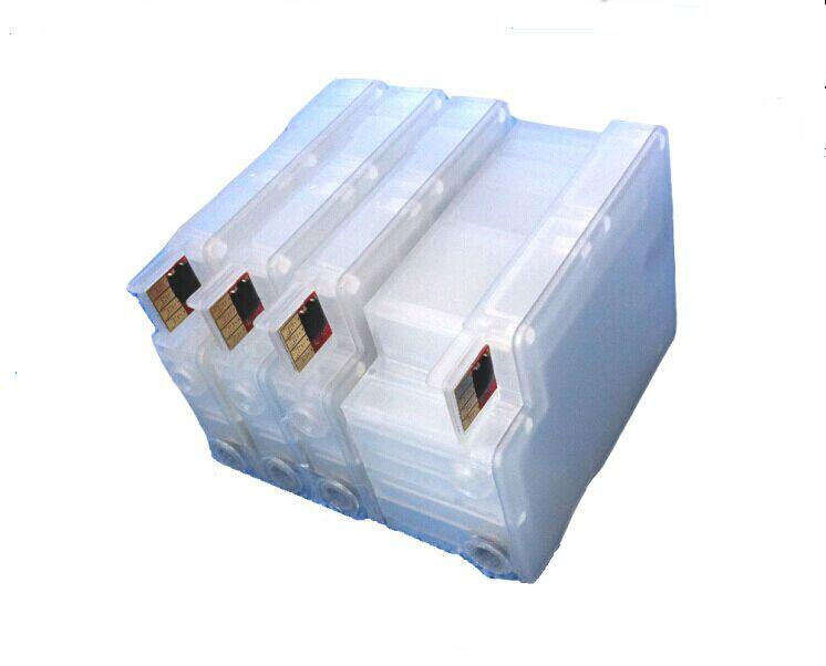 1 Set Refillable Cartridge For HP 711 for HP711 Ink Cartridge With ARC for HP DesignJet T520 T120<br><br>Aliexpress