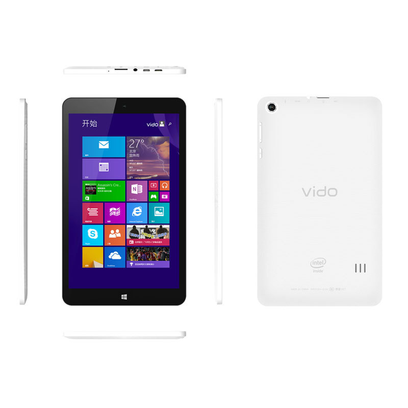 Vido Yuandao Window W7 Dual Boot Android4 4 Window 8 1 Intel Atom Z3735G 64bit Quad