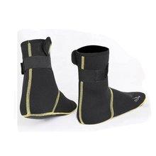Yetişkin Neopren Dalış Tüplü Dalış Ayakkabı Çorap Plaj Botları Wetsuit Anti Çizikler Kış Isınma Anti Kayma Mayo YN01(China)