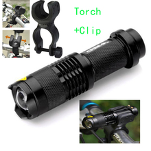 1200lm bike light CREE Q5 3 Modes Zoom Flashlight Mini Torch LED Cycling Bike Bicycle Front Head Light With Mount(China (Mainland))
