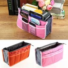transparent Case Bag Large Capacity Portable Makeup storage travel women bolsa bolsos mujer mujer bags Brand New