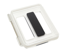 Gopro Accessories Backdoor with Hole for the housing of GoPro Hero 4/3+ GP175