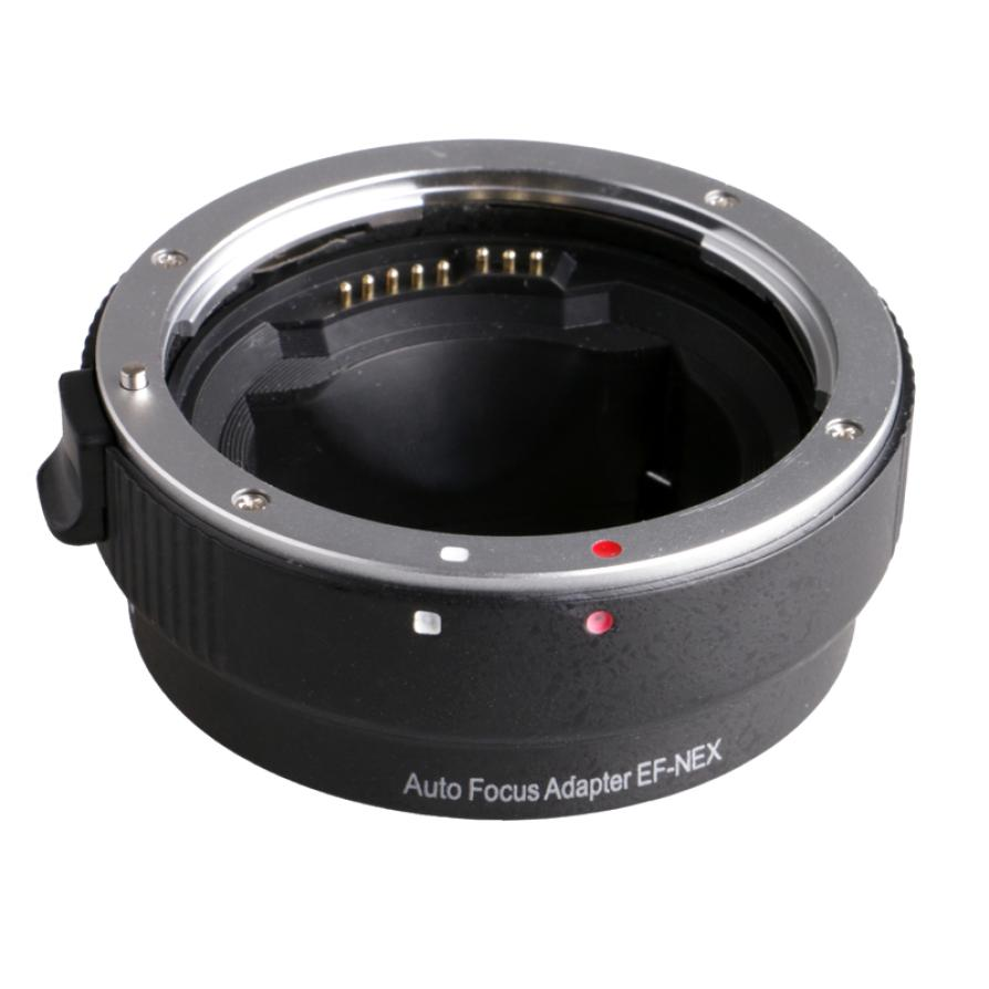 Auto Focus Adapter Ring EF-NEX for Canon EF Series Lens Sony NEX Series mar2<br><br>Aliexpress