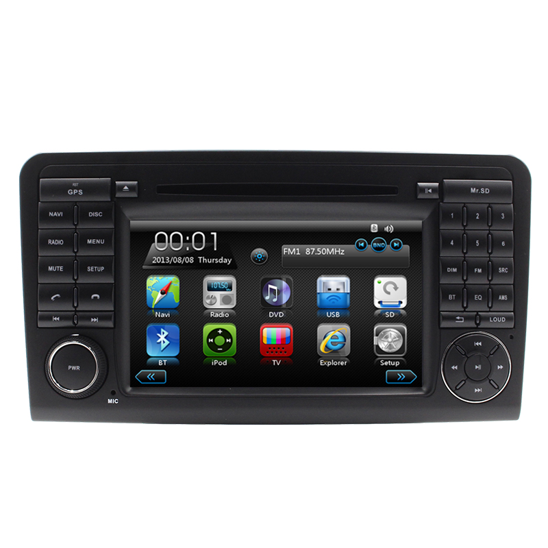 Buy pure android 5 1 car dvd player gps navigation system for Mercedes benz navigation system