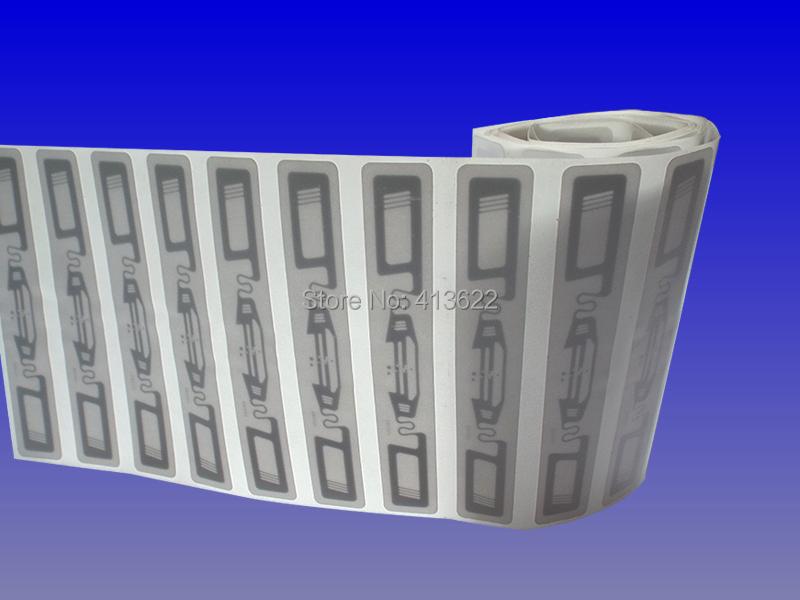 2015 ISO18000-6C UHF RFID Adhesive Sticker/lable Factory Price(China (Mainland))