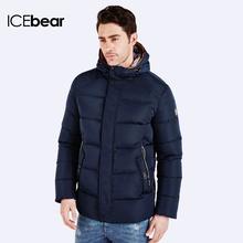 ICEbear 2016 Новое Поступление Водонепроницаемый Ветрозащитный Дышащий Теплая Куртка Спорт Пальто Зимние Мужчин Повседневная Одежда Верхняя Одежда 16MD622(China (Mainland))