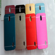 Fashion Metal shell For Huawei Ascend Y625 Y 625 phone cases Luxury  Metal Aluminum + PC material back cover case