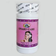 1 bottle best women new health products ovary care softgels capsules herbal medicine ganoderma motherwort