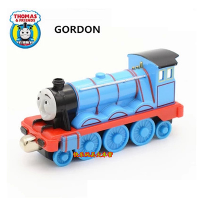 Diecast THOMAS & Friends Gordon Magnetic Locomotive only The Tank Engine train metal children kids toy gift Gordon(China (Mainland))
