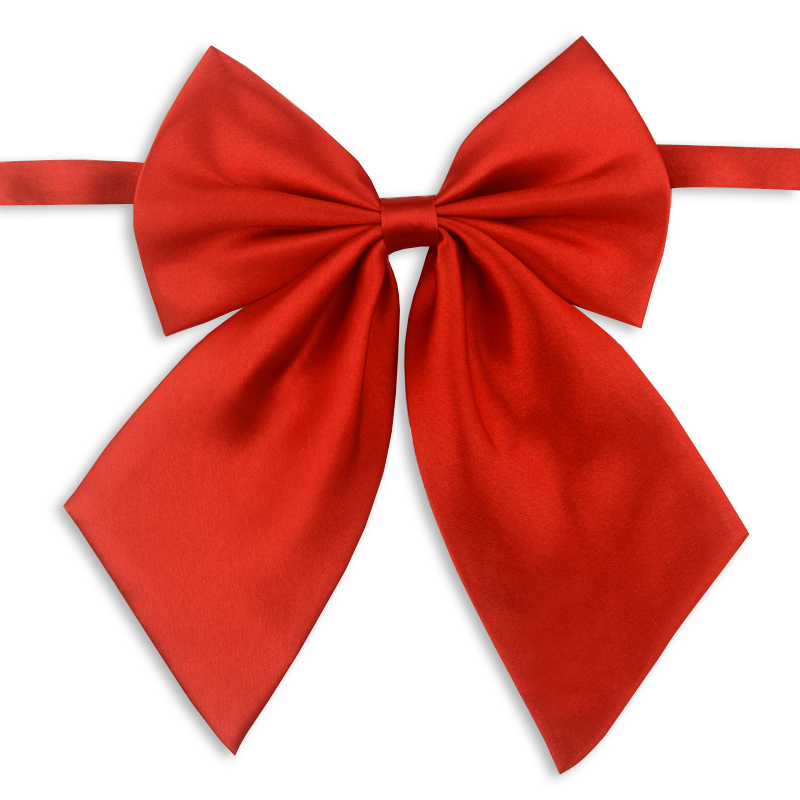 1Piece Women Tie Red Butterfly Women's Bow Tie Black Knot Female Girl Student Hotel Clerk Waitress Neck Wear Ribbon Ties green