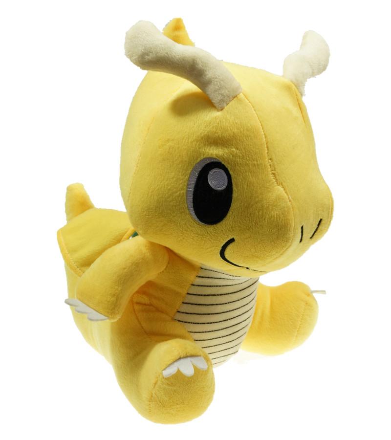 "Anime Pokemon Plush Toys Dragonite 17cm 6.7"" Cute Mini Dragonite Stuffed Toy Doll For Birthday Christmas Day Gift Anime(China (Mainland))"