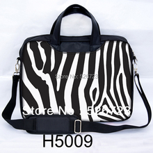Computer accessories new 2015 personalized stylish notebook laptop bag case handle & messenger dual-use for macbook air/pro