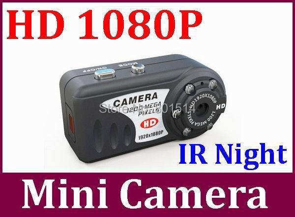 Smallest DV Mini Thumb Camera Metal Full HD 1080P Digital Camera Recorder IR Night version HTCT8000 10pcs/lot free shipping(China (Mainland))