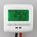 Warm Floor Heating Digital Thermostat Underfloor Temperature Controller Weekly Programmable Green Backlight