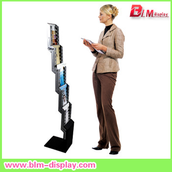Brochure Holder, Literature stand, Literature Rack Leaflet Coupon Stand