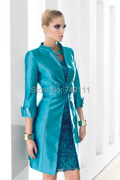 Womens knee length dress coats – Modern fashion jacket photo blog