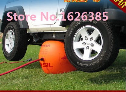 Free shipping! 4TON Exhaust Air Jack And Inflatable jack(China (Mainland))