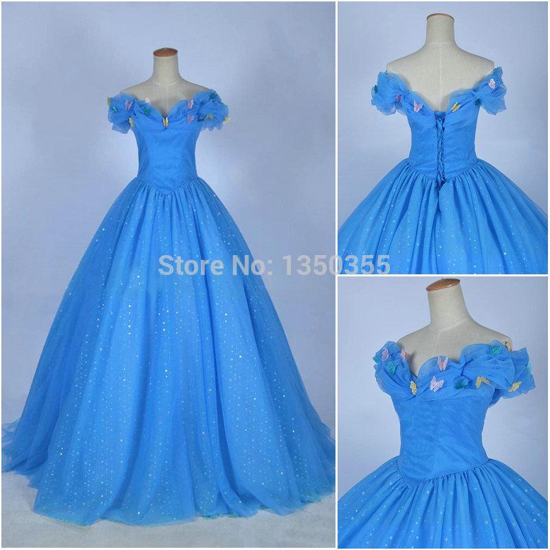 Платье как у золушки сшить 85