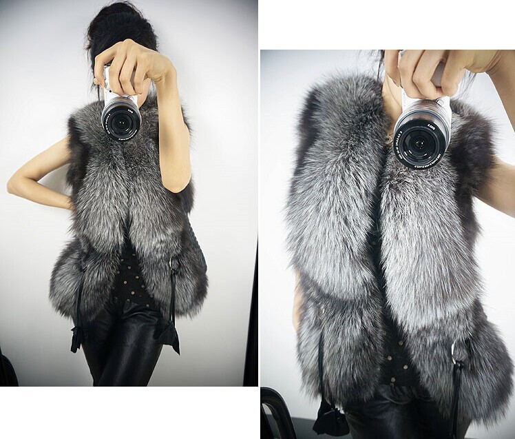 Женская одежда из меха  t900