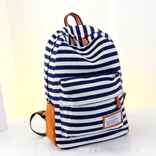 Hot 2016 New Design Fashion Canvas Women Backpacks Preppy Style School Bags for Teenager Girls Casual Black Travel Bags mochilas(China (Mainland))