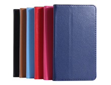"Buy Ultra Slim Litchi Grain 2-Folder Folio Stand PU Leather Skin Cover Case Lenovo Tab 2 A7-30 A7-30TC A7 30TC A7-30HC 7"" Tablet for $5.04 in AliExpress store"