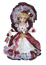 """""""Quality recommendation"""" supplied 30cm simulation of European Victorian style porcelain dolls new dolls(China (Mainland))"""