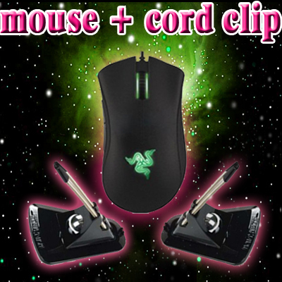 Original Razer Deathadder 2013+Mouse bungee in Black color  6400DPI,4G, Brand New In box, Fast&Free shipping in Stock