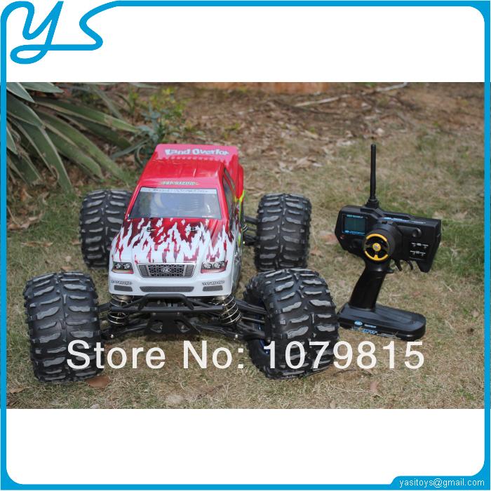 1:8 Cross-country RC Nitro Car 1/8 Big Remote Control Car(China (Mainland))