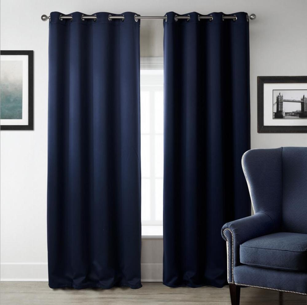 Online get cheap marineblauw slaapkamer gordijnen  aliexpress.com ...