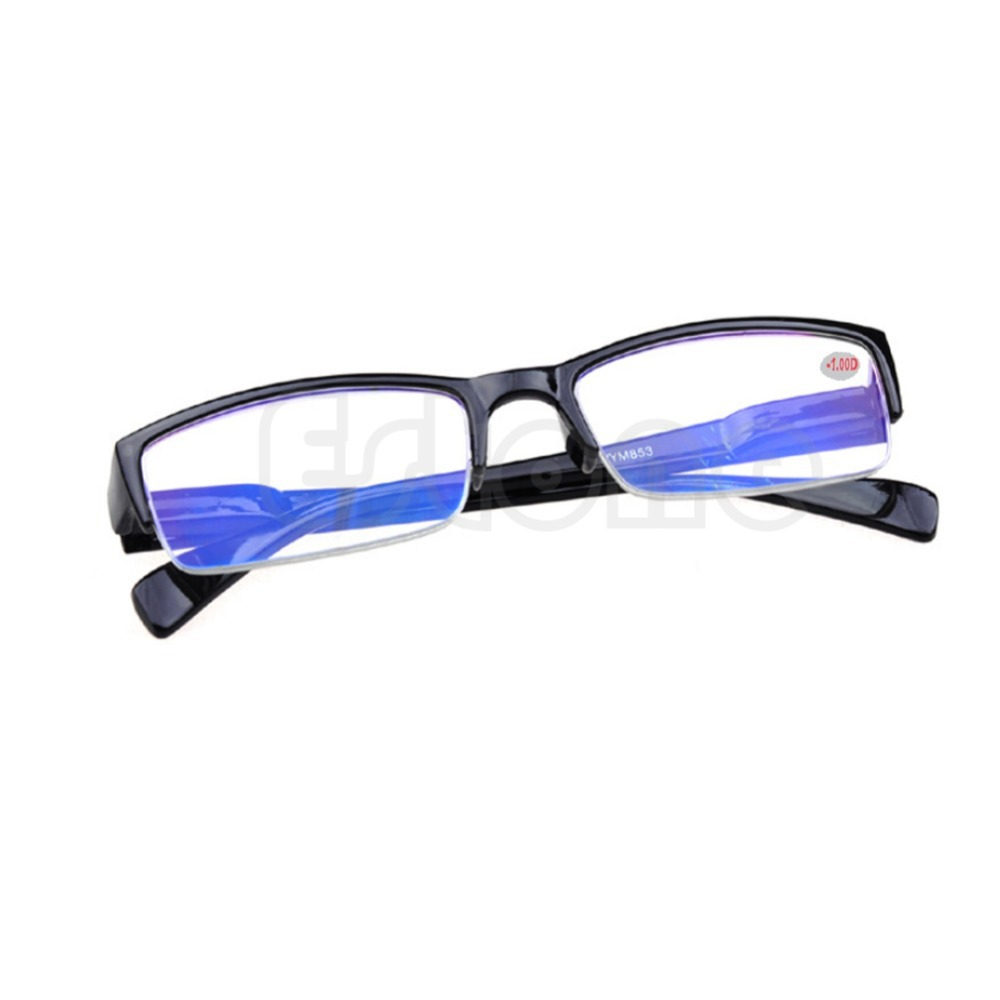 710c2b86136 Semi Rimless Eyeglasses Frames