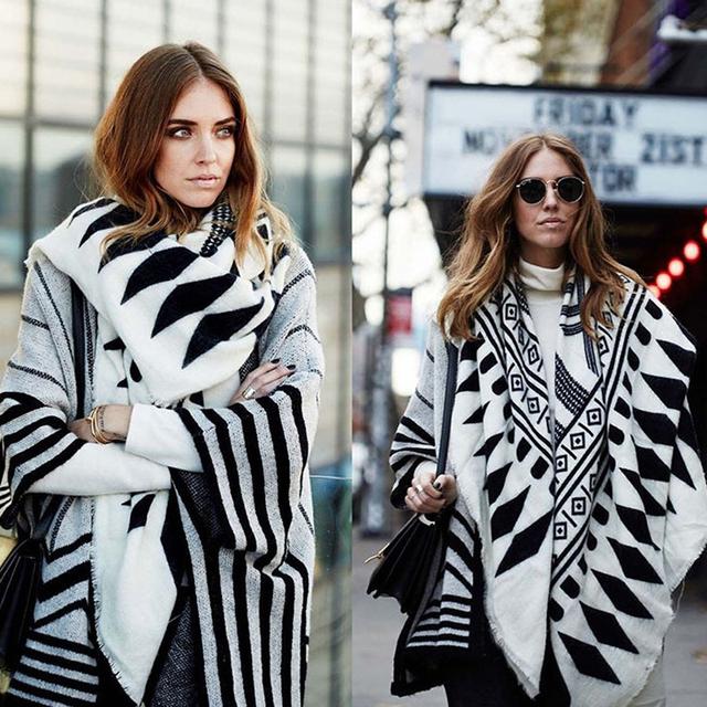 Новинка ромб женщин осень зима шарф женщины платок и шарф горячая распродажа популярные bufanda écharpe европейский стиль